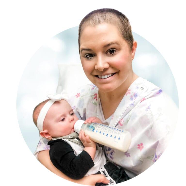 Brooke Taylor breast cancer survivor